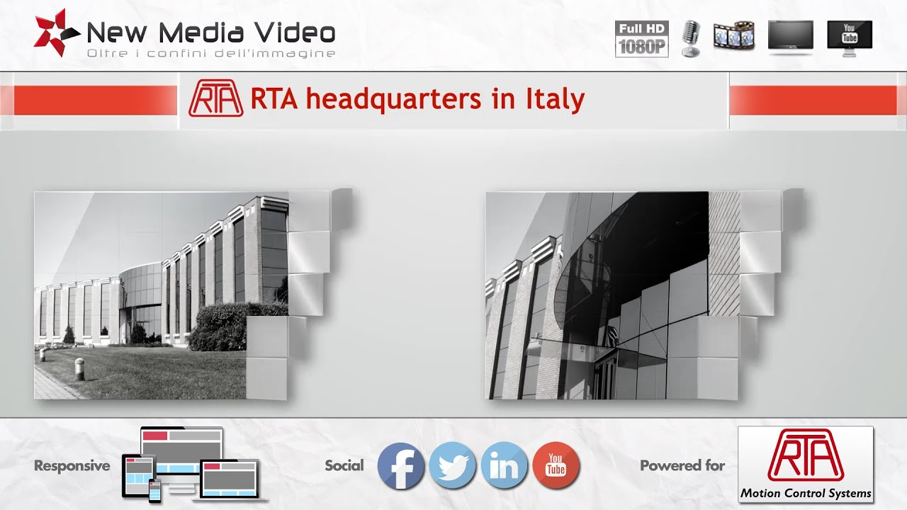 Rta motion control systems new media video produzione video rta motion control systems new media video produzione video milano freerunsca Images