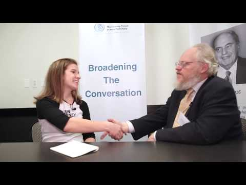 CRC Ambassador Grace Klein Interviews Professor Nicholas Cull on Public Diplomacy