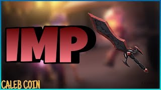 CRAFTING IMP IN ROBLOX ASSASSIN!