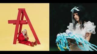 Tag You're A Copycat - Billie Eilish ft Melanie Martinez