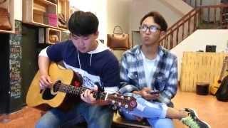 MÃI MÃI BÊN NHAU - Noo Phước Thịnh Guitar Cover by B.O, LR