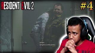 أقوى لقطة حزينة بالعبة|Resident Evil 2 Remake