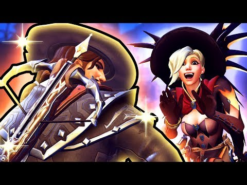 Top 5 Overwatch Halloween Terror Skins You Need To Have