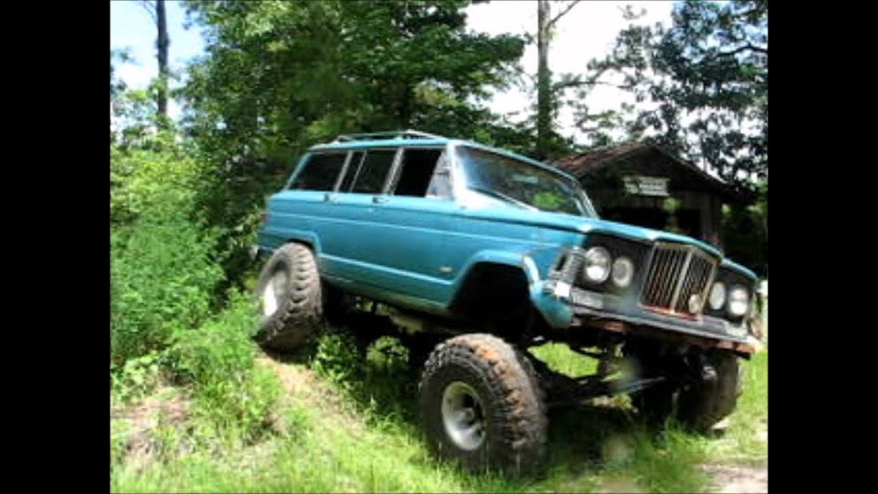 Jeep Renegade Lifted >> My Jeep Wagoneer - YouTube