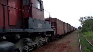 TREM RODO-FERROVIÁRIO 2 -RAILWAYS BRAZILIAN - BY FARINA
