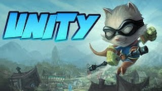 TheFatRat - Unity [League of Legends Sounds]【1 HOUR】