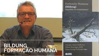 """""""Metamorfoses do conceito de Bildung"""" - Claudio A. Dalbosco - Universidade de Passo Fundo (UPF)"""
