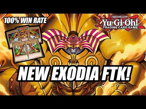 Yu-Gi-Oh! THE NEW EXODIA DECK FTK! HOW TO WIN WITH EXODIA 2018! Ft. Steven and Jesse Kotton! (Combo)