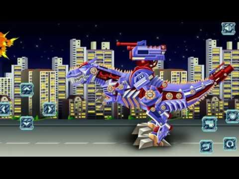 пазлы игра робот