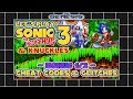 Sonic 3 & Knuckles [Bonus (1/2)] | Cheat Codes & Glitches
