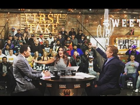 First Take's Skip Bayless Leaving ESPN, Reportedly Heading To Fox Sports