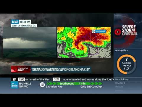 May 6, 2015 Tornado Coverage - The Weather Channel