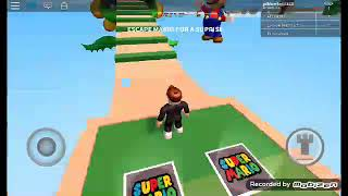 The play of roblox these very beautiful