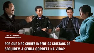 """Filme evangélico """"Doçura na adversidade"""" Trecho 3 – Por que o Partido Comunista da China não permite que os cristãos trilhem a senda correta da vida?"""