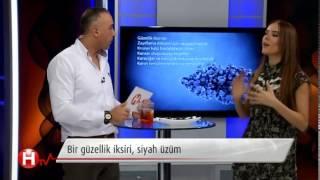 Siyah üzümün faydaları - yeni bir ben - HTV Türkiye - Fırat Çakır