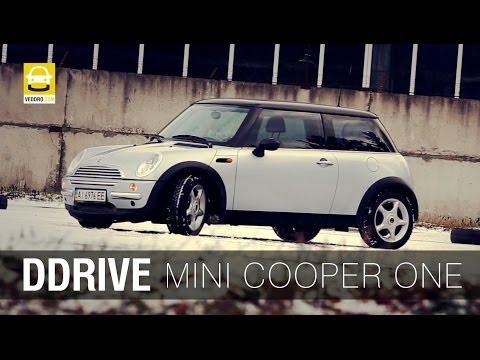 Mini Cooper One - обзор б/у авто в рубрике DDrive