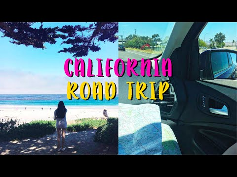 MINI USA ROAD TRIP ☽ LA to San Francisco