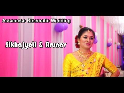 Sikhajyoti & Arunav !! Assamese Cenematic Wedding !!