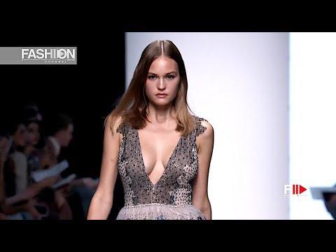 YASYA MINOCHKINA Spring Summer 2020 MBFW Moscow - Fashion Channel