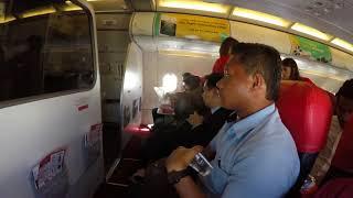 Video Air Asia Flight AK 6494 Kota Kinabalu To Sandakan download MP3, 3GP, MP4, WEBM, AVI, FLV Juni 2018