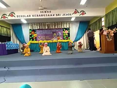 Tadika Prasekolah Sekolah Kebangsaan Sri Jelok Youtube