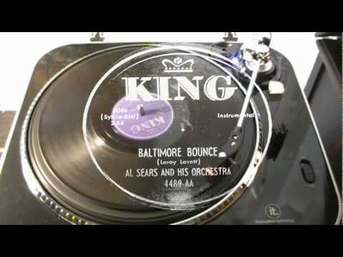 Baltimore Bounce - Al Sears And His Orchestra