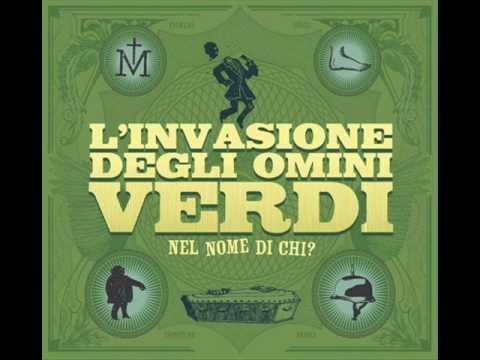 L'invasione degli omini verdi - La linea del tempo