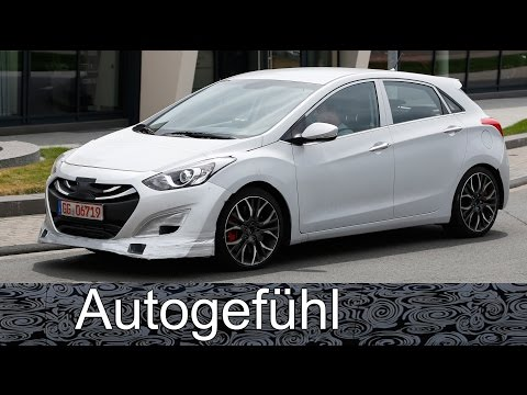 Hyundai i30N new sports version to come spotted - Autogefühl