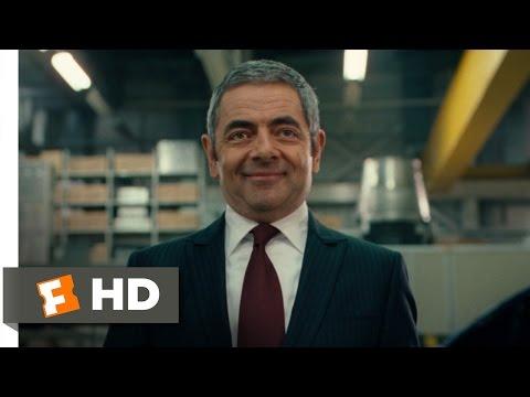 Johnny English Reborn (1/10) Movie CLIP - The Toy Cupboard (2011) HD