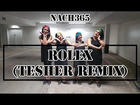 ROLEX (TESHER REMIX) | NACH365 | #DesiRolexChallenge | AYO & TEO