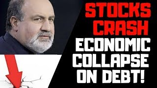Stock Market Crash And Economic Collapse Ahead - Explaining Taleb's Views and Investing
