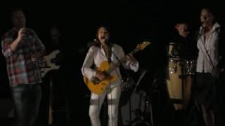 "Eliane Amherd, Beat Kaestli and Iris Moné "" Quattro Cavai Che Trottano "" September 21, 2010"