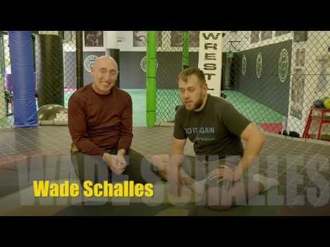 Wade Schalles Revealed Catch Wrestling