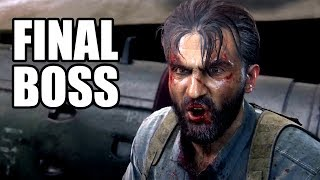 UNCHARTED The Lost Legacy - Asav Boss Fight - Final Boss Fight