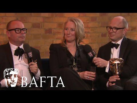 The Sound of Music Live! wins Entertainment Craft Team | BAFTA TV Craft Awards 2016