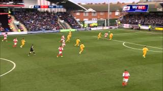 HIGHLIGHTS: Fleetwood Town 1-1 Preston North End