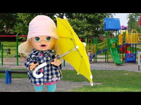 Смотреть мультфильм зонтик