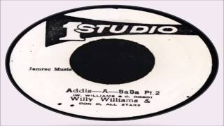 Willy Williams & Don D All Stars-Addis A Baba Pt.2 (Studio One) Jamrec Music
