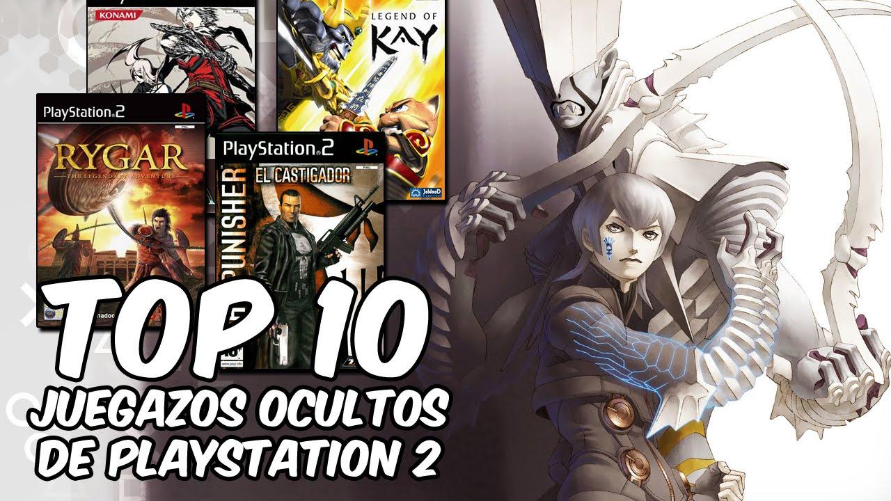 Top 10 Grandes Juegos Desconocidos De Playstation 2 Ps2 Youtube