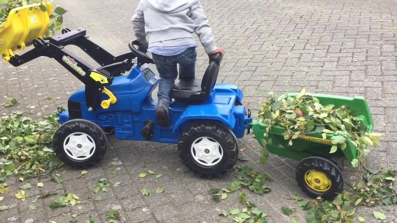 Spiksplinternieuw Rolly Toys 2016/17 by GIGAspeelgoed DE-64