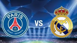 Real Madrid vs Paris Saint Germain 1-0  2015  HD Champions League