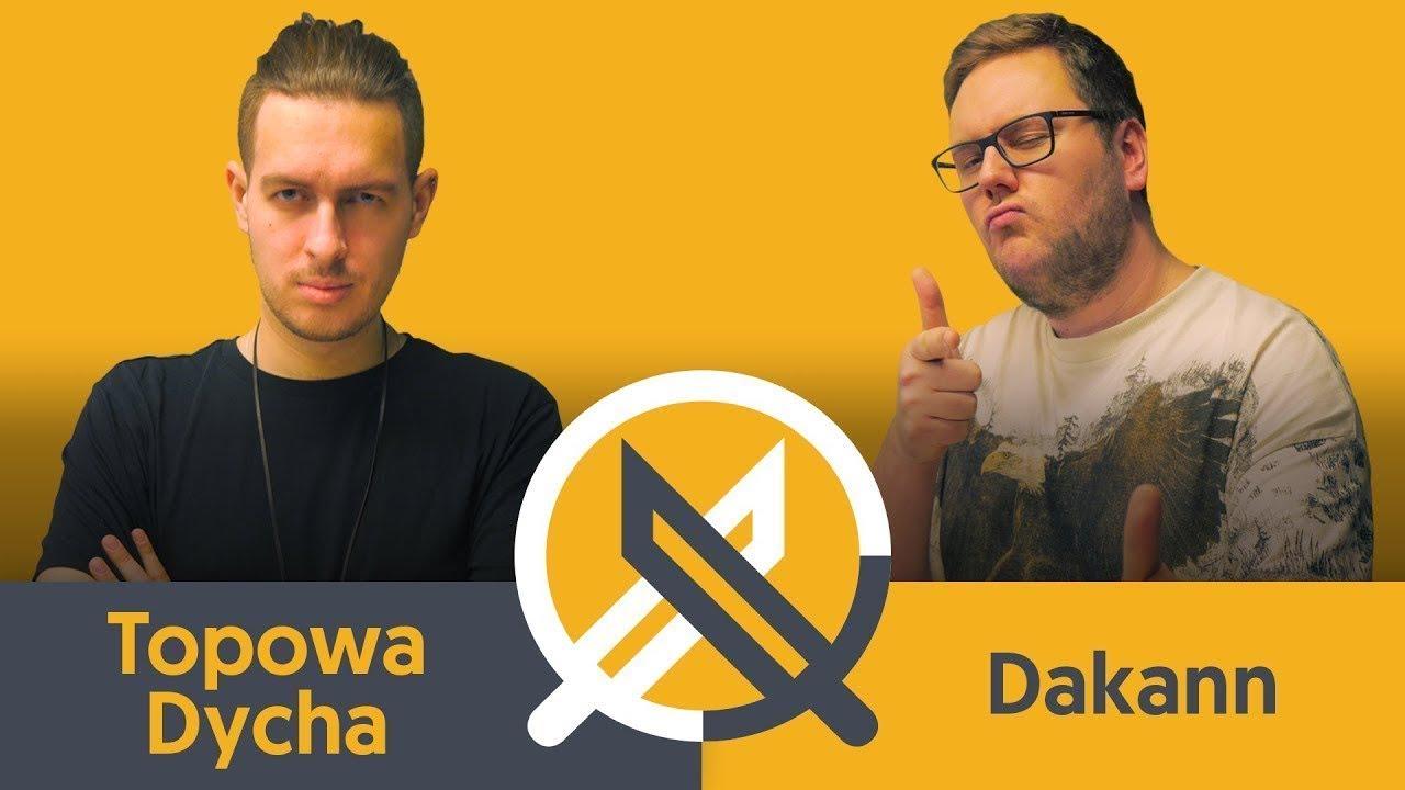 TOPOWA DYCHA vs DAKANN ⚔️ Quiz House Challenge