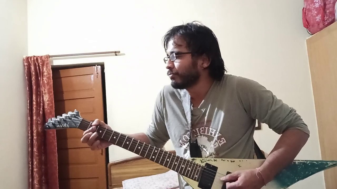 Highway to Hell by Ac/Dc (Guitar Cover) - YouTube