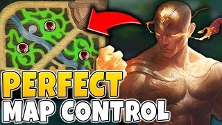 HOW TO CONTROL THE MAP PERFECTLY WITH LEE SIN IN SEASON 9! - League of Legends
