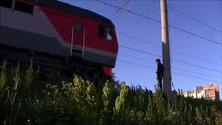 Рассветный поезд