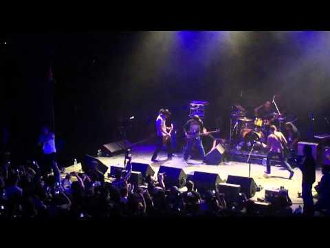 martyr nyebera - kamikazee LIVE at music box Hollywood 6.3.11