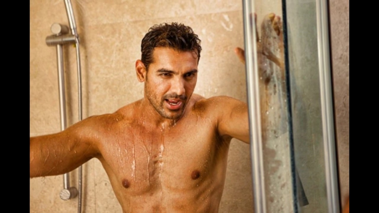 Bollywood hunk John Abraham shirtless - YouTube