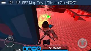 (Hard) Abandoned Bloxwatch by: craftstones_come313   FE2 Map Test   ROBLOX