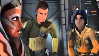 Звездные войны: Повстанцы трейлер 3,4 серий 2 сезон