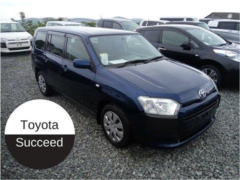 Toyota Succeed 2014г